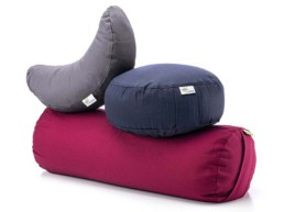 Kurma Yoga Bolsters & Cushions