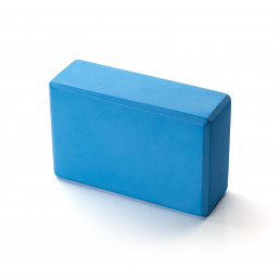 Kurma Yoga Foam Block Brick Light Blue