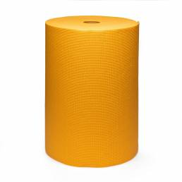 Kurma Safran Yoga mat roll safran upright
