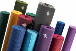 Kurma yoga mats collection