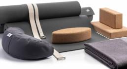 Kurma Yoga Products Grey