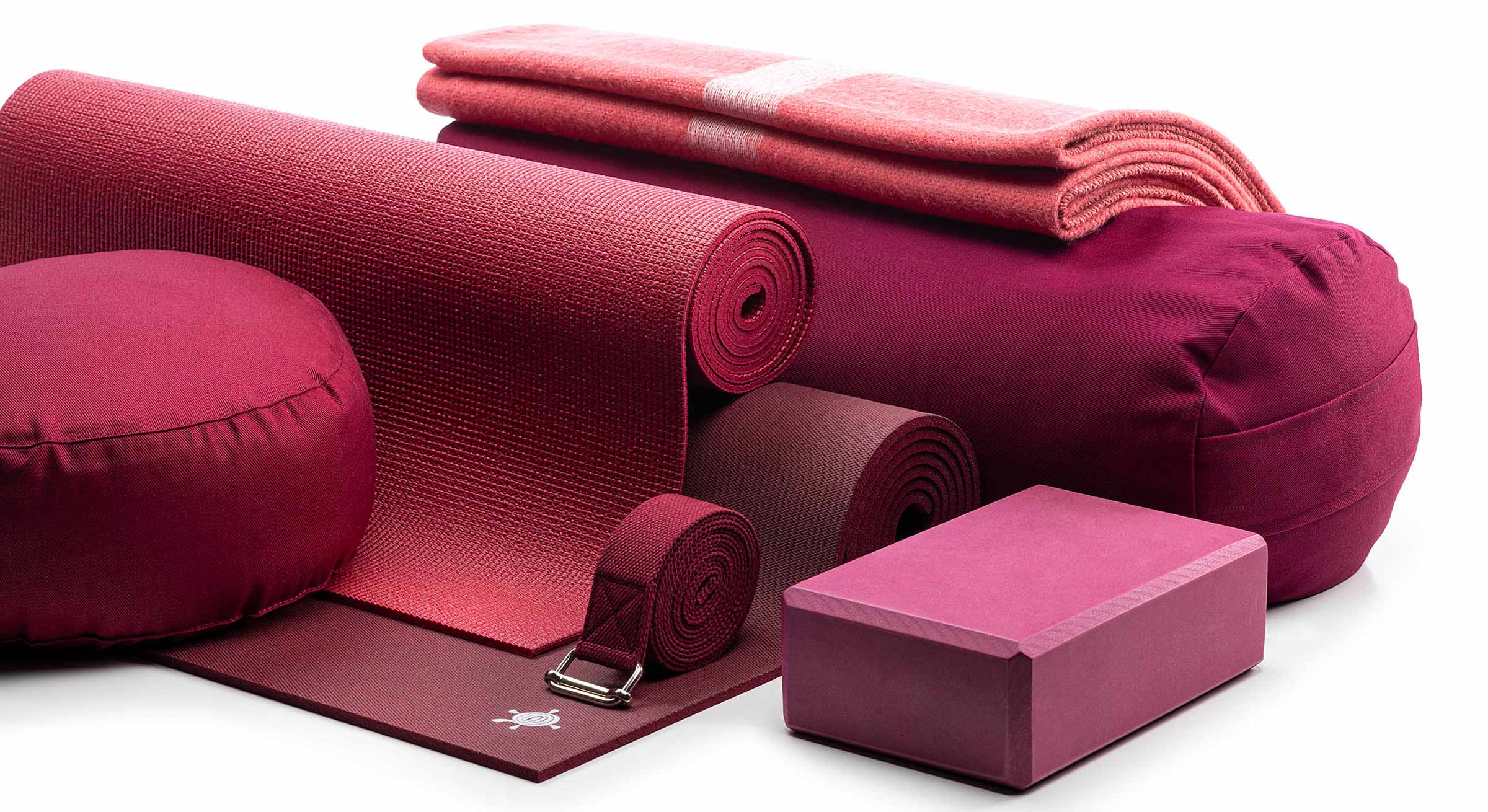 Kurma Yoga Products Red