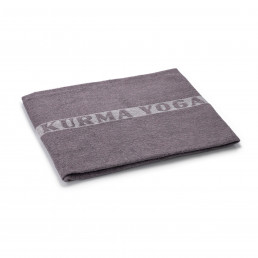 Kurma yoga blanket grey