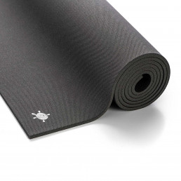 Kurma yoga mat grip black anthracite