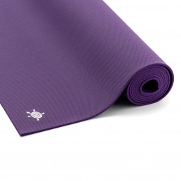 Kurma Grip Lite Yoga mat moonrise rolled