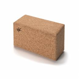 Kurma Yoga Cork XL Brick upright